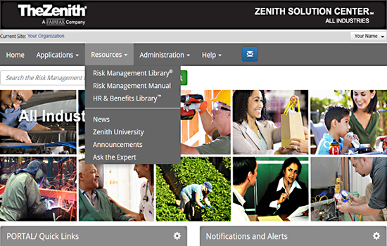 Zenith Solution Center